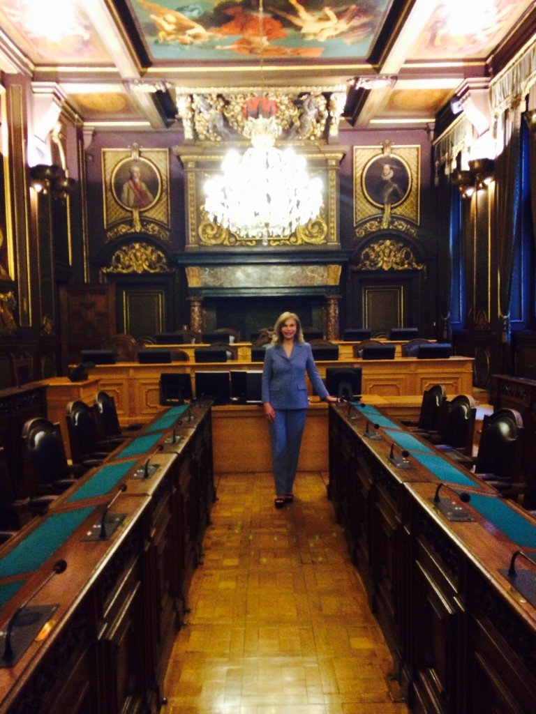 Graciela in Antwerp